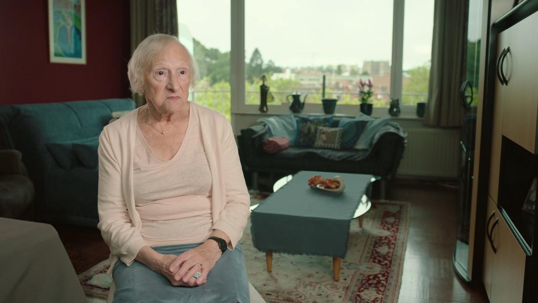 Kinderen van de Holocaust - Documentary series (BEL) - Generic season 1 (2020) - Caption: Betsy Sobol Beeld VRT