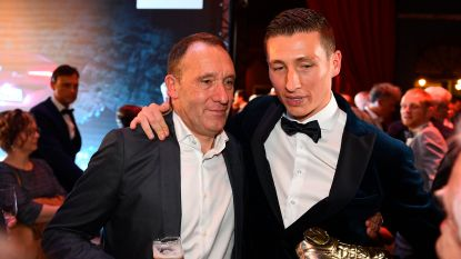 """Vader Vital Vanaken na de fenomenale volley van zijn zoon: """"Verwondering en bewondering"""""""