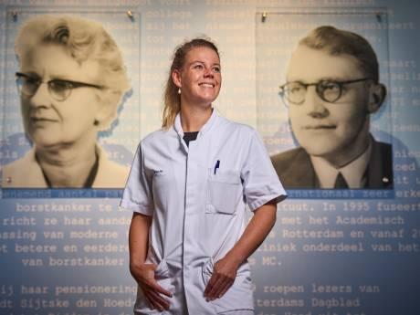 Waarom niet beroemde opa Daniel maar haar oma het grote voorbeeld is voor arts Caroline den Hoed