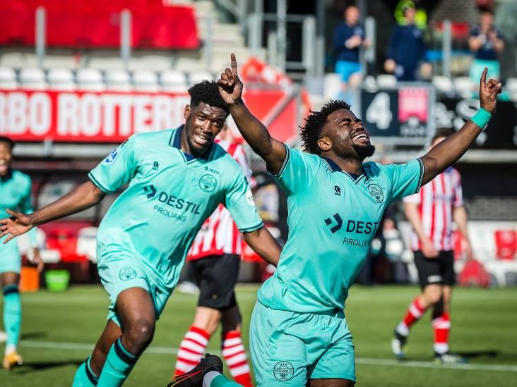 'Willem II speelde met een echt idee, het kan weer aanhaken bij het groepje clubs op de veilige plaatsen'