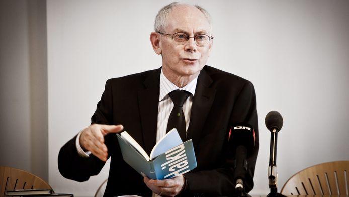 Herman Van Rompuy moet een en ander in goede banen leiden.