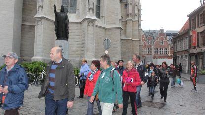 Wakkense bedevaarders trekken  voor de 316de keer naar Halle