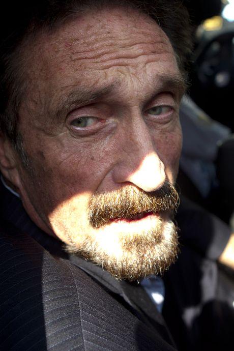 Le créateur de l'antivirus McAfee s'est suicidé en prison