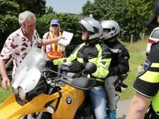 Actie tegen overlast op Lekdijk: 250 motorrijders aan de kant gezet