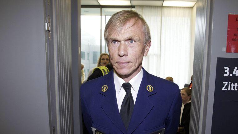 Hoofdcommissaris Steven De Smet. Beeld BELGA