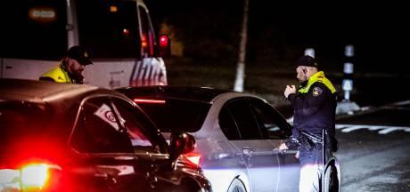 Veel politie op de been in Geitenkamp, jongeren houden zich rustig