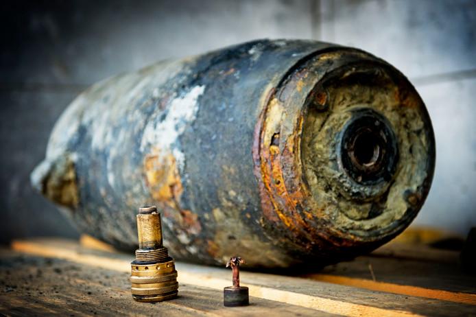In de bodem van Lingewaard zitten nog veel explosieven uit de Tweede Wereldoorlog.
