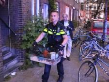 Brand in woning Mijdrechtstraat: huisdieren gered