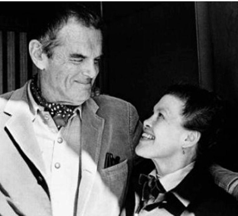 Charles en Ray Eames. Beeld RV