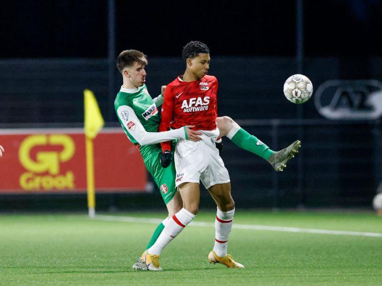 Samenvatting | Jong AZ - FC Dordrecht