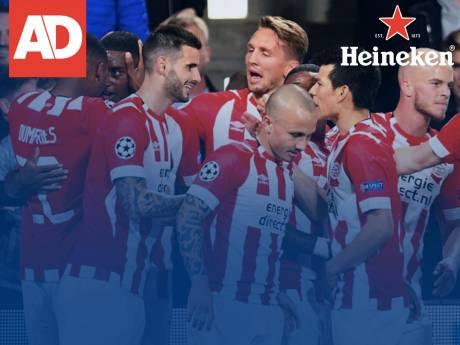 Win een uniek arrangement voor PSV-Spurs!