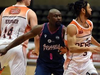 Thomas Massamba kan Phoenix Brussels niet naar winst leiden tegen Leuven Bears
