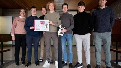 Leerlingen BimSem winnen One Minute Award van UNIA