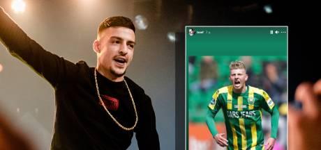 Rapper Boef wil ADO Den Haag kopen: 'Ik bied 2 miljoen'