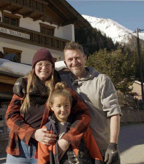 Dit gezin liet alles achter om een hotel in Oostenrijk te beginnen: 'We leven in een paradijs'