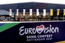 Het Eurovisie Songfestival vindt in mei plaats in Rotterdam Ahoy.