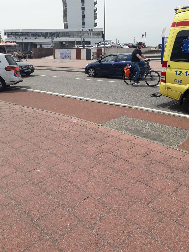 Boulevard Zandvoort Beeld -