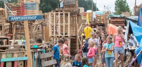Bijna 1.600 kinderen bouwen mee bij Kinderdorp Bennekom