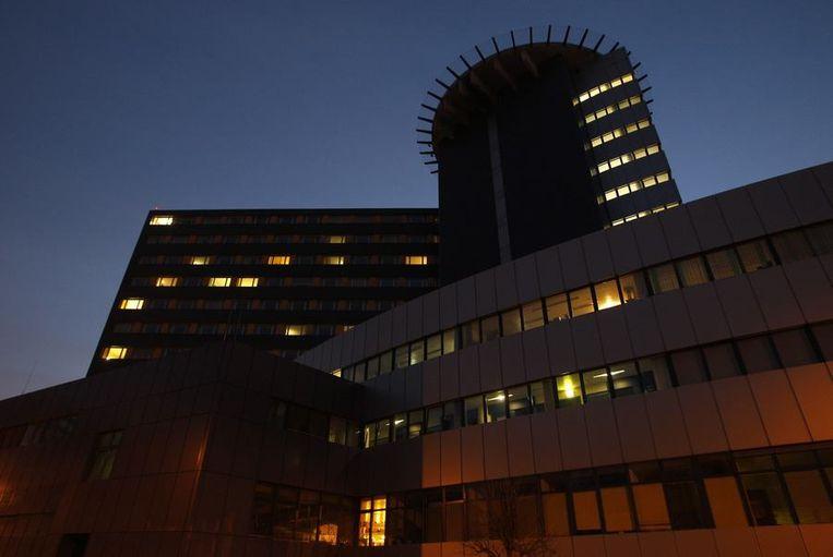 Het ziekenhuis in Innsbruck waar prins Friso wordt behandeld. Beeld reuters