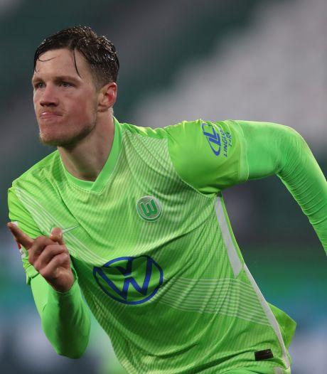 Ontketende Weghorst bedankt zijn mental coach: 'Ik heb geleerd om van het voetbal te genieten'