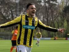 Jong Vitesse 'hartverwarmend' in vrieskou van Rosmalen