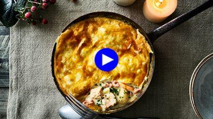 Serveer je feestelijke vispannetje met dit pittige sausje voor meer culinair vuurwerk