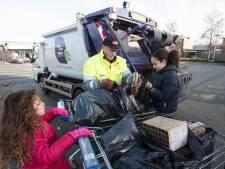 Deventer denkt over 'opsparen' van 100 kilo vrije afvalstort per jaar