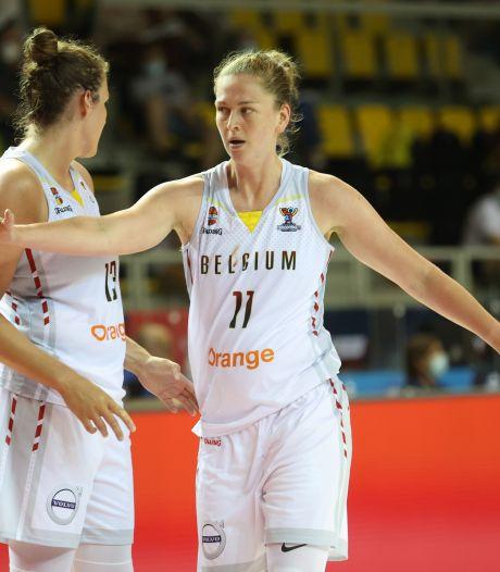 Euro de basket féminin: les Belgian Cats écrasent la Slovénie et se relancent