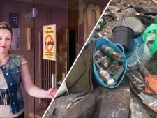 Nieuws gemist? Sauna-eigenaar Vanessa naar de rechter om sluiting en 1000 euro voor gouden tip over afvaldump