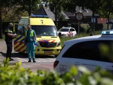 Man in scootmobiel gewond naar ziekenhuis na aanrijding met auto in Sint-Oedenrode