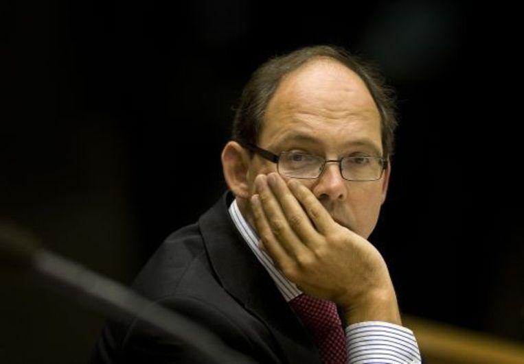 Ab Klink in de Tweede Kamer. ANP Beeld