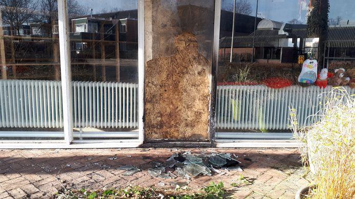 Brandstichting bij kringloopwinkel in Oosterhout