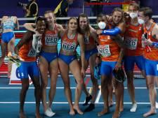 Nederland heerst op estafette en eindigt bovenaan medaillespiegel