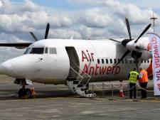 Air Antwerp gooit handdoek: Antwerpse luchthaven zoekt nieuwe maatschappij voor route naar Londen