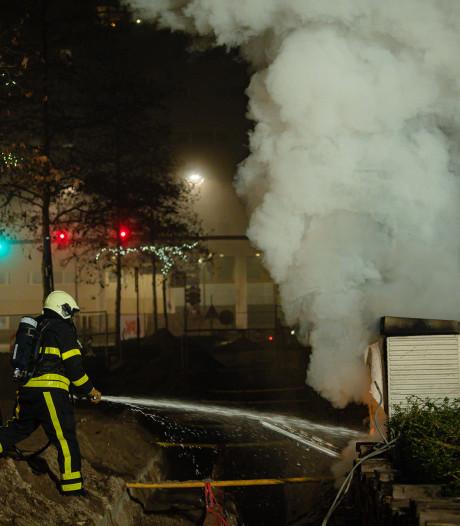 Oorzaak van brand die stroomstoring in Tilburg veroorzaakte nog onduidelijk