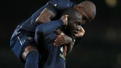 Winger Lukaku sprankelt als leverancier: twee assists van Rode Duivel waarvan één pareltje loodsen United voorbij Arsenal in FA Cup