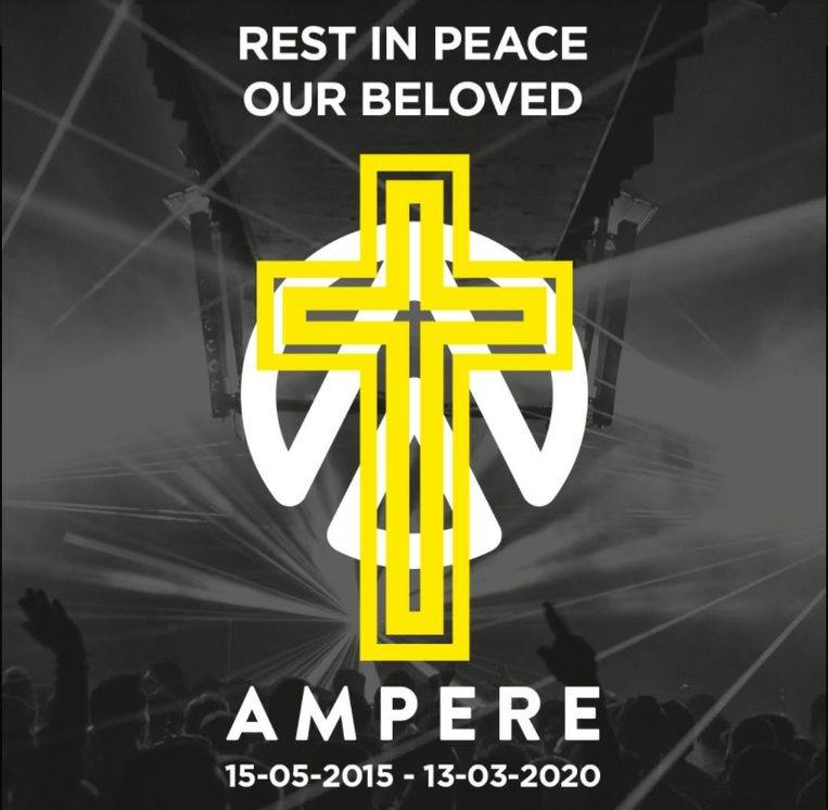Ampere startte in februari een actie met de niet mis te verstane boodschap: 'op deze manier houden we het niet lang meer vol'. Beeld Ampere