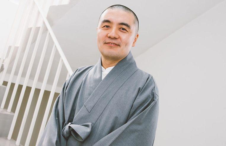 De Zuid-Koreaanse monnik Haemin Sumin. Beeld Haemin Sunim