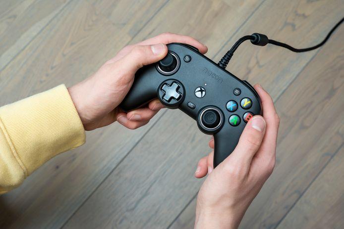 De Xbox Pro Compact-controller: een van de vele alternatieve bestuurapparaatjes voor gameconsoles.
