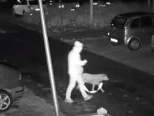 Politie zet beelden online van mogelijke brandstichter in Hoogeveen