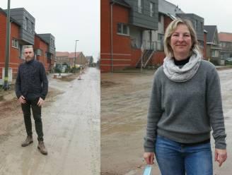 """Werken in dorpscentrum liggen voor maanden stil na faillissement van de aannemer: """"Dit kost ons de helft van onze omzet"""""""
