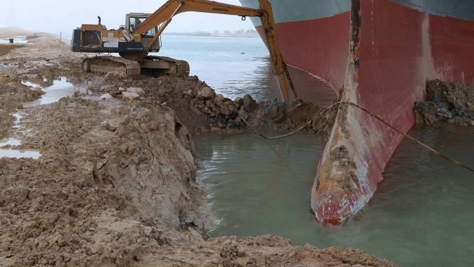 """#Putitback. Twitter mist containerschip in Suezkanaal al: """"Net wat we nodig hadden"""""""