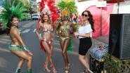 Tropische start van 'Mol tropical'