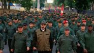 """Maduro stelt zijn vertrouwen in het leger: """"Soldaten van het vaderland, het uur van de strijd is aangebroken"""""""