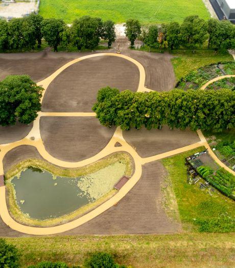 Tuin achter zorghuis Park Vossenberg krijgt vorm: landschapspark straks open voor iedereen