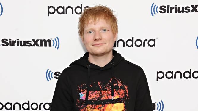 Dochtertje Ed Sheeran (1) test positief op corona
