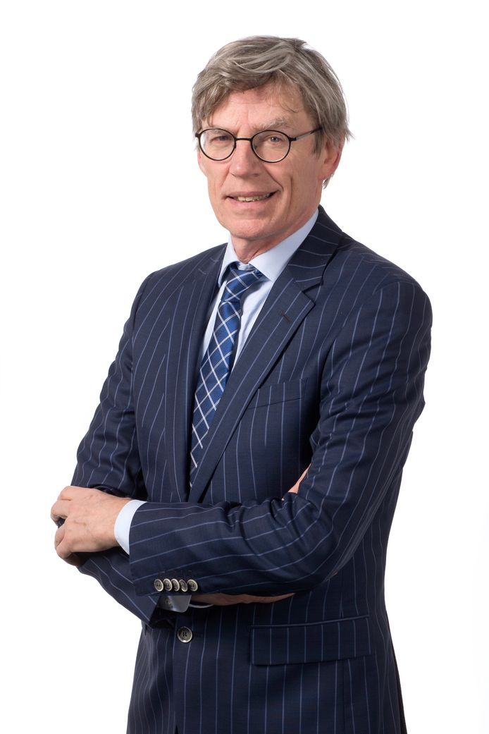 Bart Berden, hoogleraar aan de Radboud Universiteit.