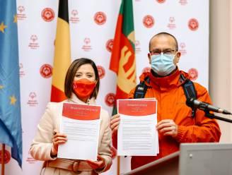Sint-Niklaas ondertekent Solidariteitscharter van Special Olympics België