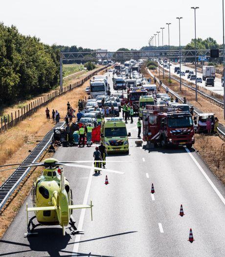 Jeanelyn (52) legt uit waarom ze het dodelijke ongeluk op A58 filmde: 'Dat hoort nu eenmaal bij deze tijd'