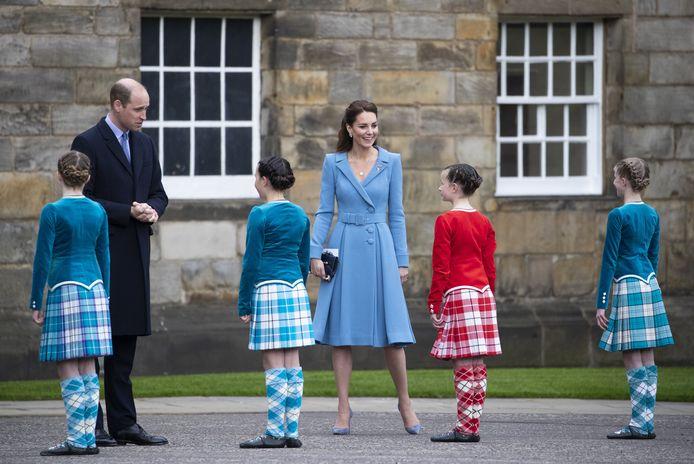 Kate dan William akan menghabiskan lebih banyak waktu di Skotlandia.  Mereka hanya berkunjung pada bulan Mei.